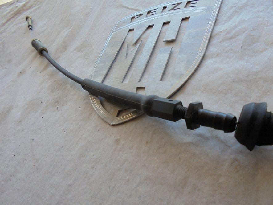 Porsche 928 gas-kabel