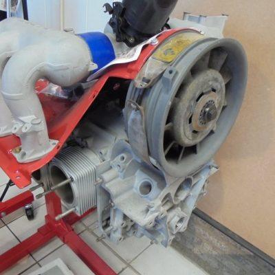 Porsche 911 Carrera motor MH-REVISIE