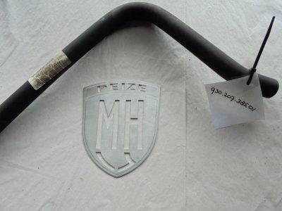 Porsche 930 carterdamp-slang