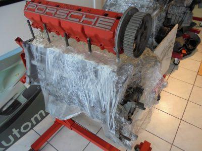 Porsche 944 Turbo motor