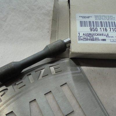 Porsche 911 koppeling asje G50