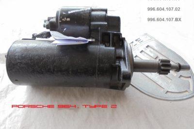 Porsche 964 type2 startmotor