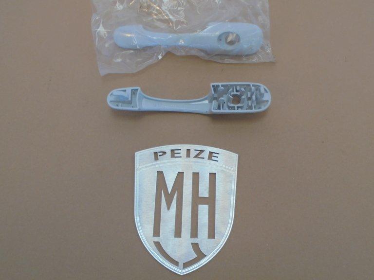 Porsche 968 handgrepen