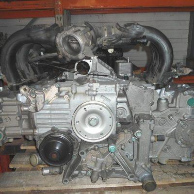 Porsche 986 onderblokmotor