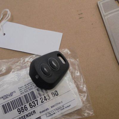 Porsche 986 Sleutelkap met transponder en AB