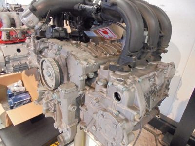 Porsche 986 motor