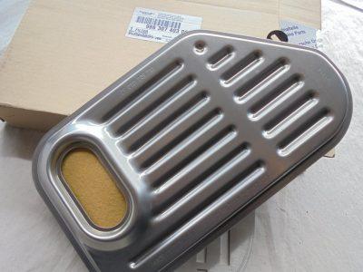 Porsche 986 tiptronic filter