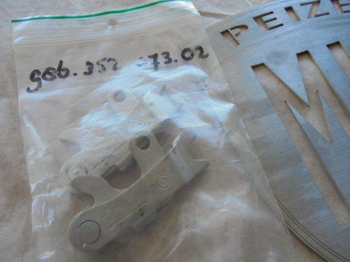 Porsche 986 handrem-mechanisme