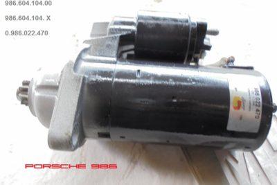 Porsche 986 startmotor