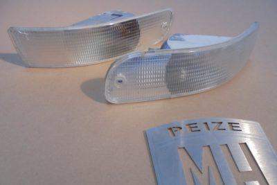 Porsche 993 witte knipperlichten