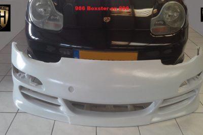 Porsche 996 en 986 voorbumper