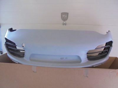 Porsche 996 voorbumper 991-look met OE roosters