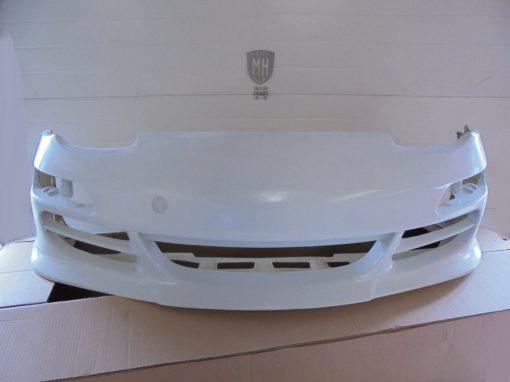 Porsche 996 voor-bumper 997-look met lip