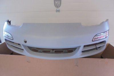 Porsche 996 voorbumper 997-look met LED en met primer