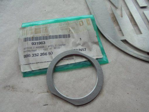 Porsche afstel-ring shim 1-50mm