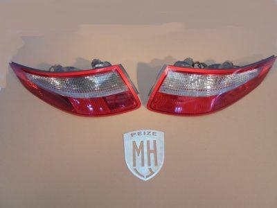 Porsche 997 Achterlichten Rood-Wit