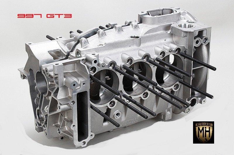 Porsche 997 GT3 carters