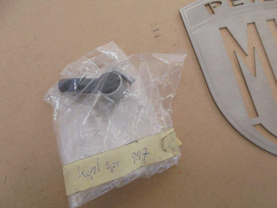 Porsche 997 Koplamp sproeier zonder chromen kap