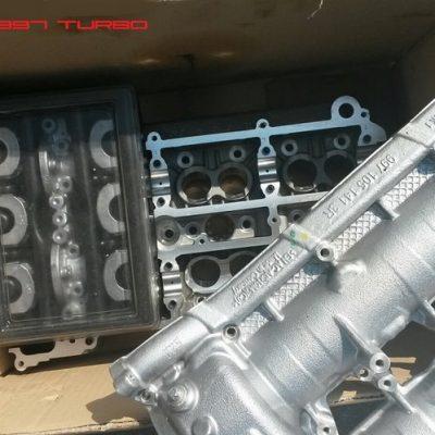Porsche 997 Turbo nokkenas-huis