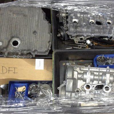 Porsche 997 DFi motor