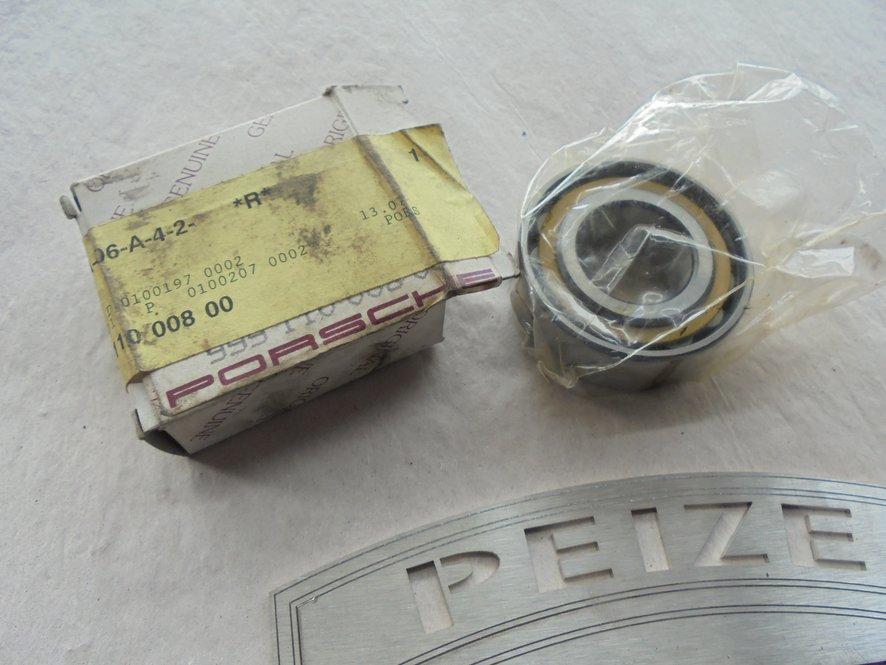 Porsche 911 915-versn bak-lager