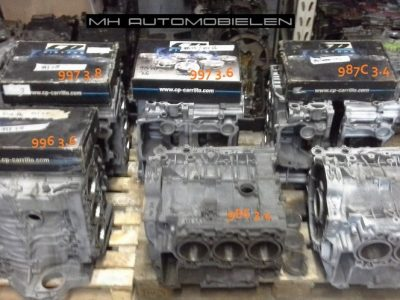 Porsche 997 carter-helften nw nikkelseal-laag