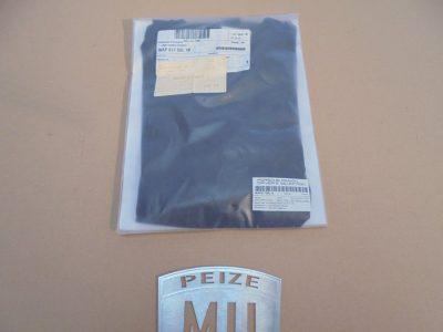 Shirt blauw Porsche dames