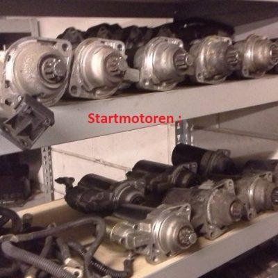 Porsche 996 997 startmotor