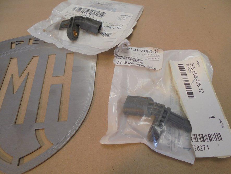 Porsche Cayenne ABS sensor