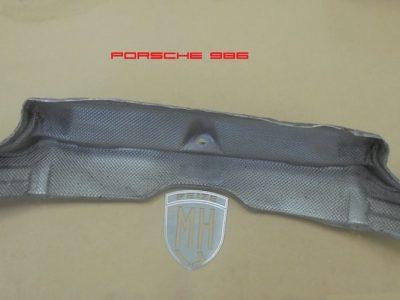 Porsche 986 bumper hitteschild