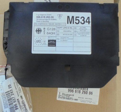 Porsche 996 alarm-kast EU-2