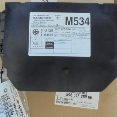 Porsche 996 alarm-kast EU-1
