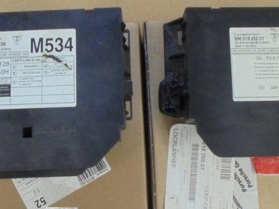Porsche 996 alarm-kast SCM