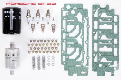 Porsche 911 motor beurt set