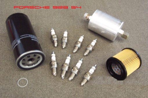 Porsche 928 S4 motor beurt set