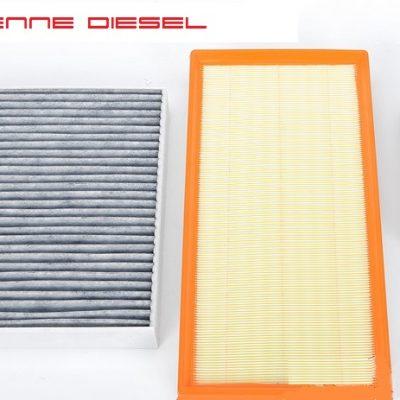Porsche Cayenne Diesel motor beurt set