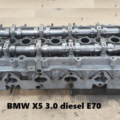 BMW X5 diesel cilinderkop