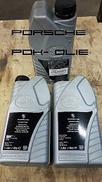 Porsche PDK-olie