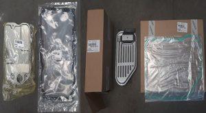 Porsche tiptronic filter set