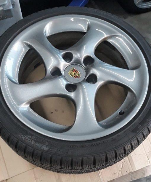 Porsche 996 4S velgen