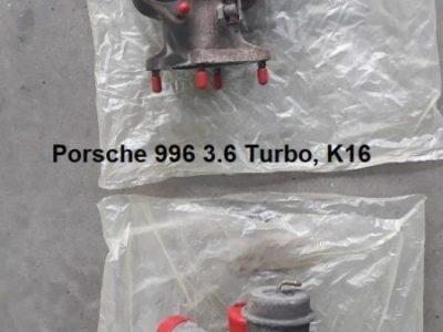 Porsche 996 TURBO's K16