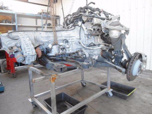 Porsche Cayenne V8 4.5 motor gereviseerd