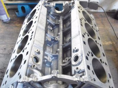 Porsche Cayenne V8 motor type 4.8