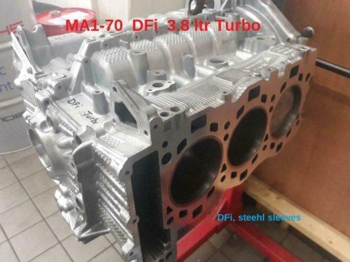 Porsche 997-991 Cilinder herstel