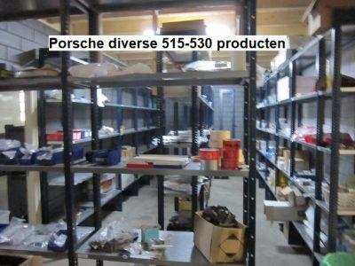 Porsche diverse 515-530 producten