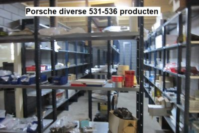 Porsche diverse 531-536 producten