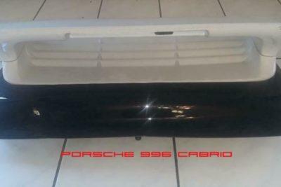 Achterspoiler Porsche 996 Cabrio