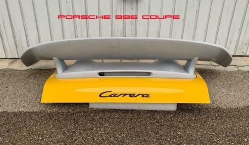 Achterspoiler Porsche 996 Coupe