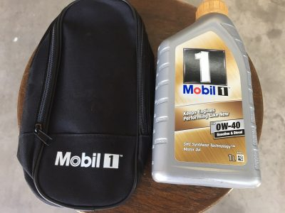 Mobil 1 olie