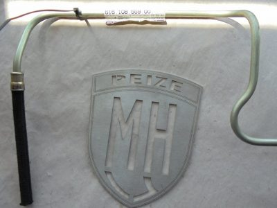 Porsche 912-356 benzine-leiding